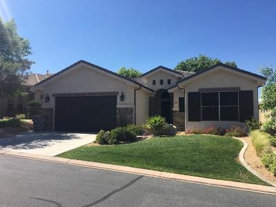 St George Single Family Home For Sale: 221 N Emeraud Dr #36