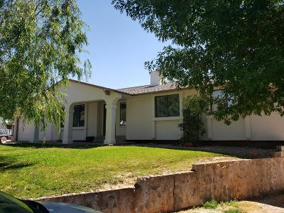 St George UT Single Family Home For Sale: $328,900