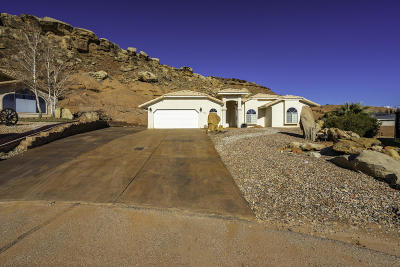 St George Single Family Home For Sale: 1057 Cypress Cir