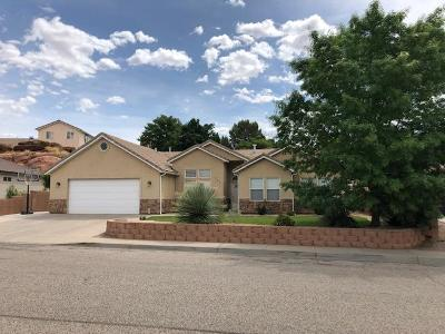 St George Single Family Home For Sale: 243 S 2060 E