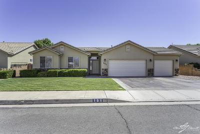 Washington Single Family Home For Sale: 151 W Clover Ln