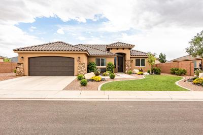 Washington Single Family Home For Sale: 986 E 3800 S