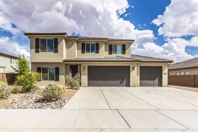 St George Single Family Home For Sale: 6121 S Cairn Way