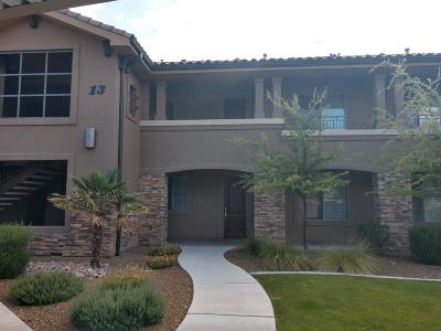 St George UT Condo/Townhouse For Sale: $272,500