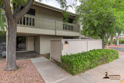 St George Condo/Townhouse For Sale: 1059 W Bloomington Dr S