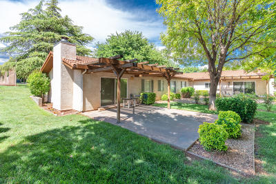 St George UT Condo/Townhouse For Sale: $190,000