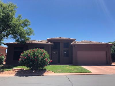 Ivins Single Family Home For Sale: 250 N Snow Canyon Dr. #7