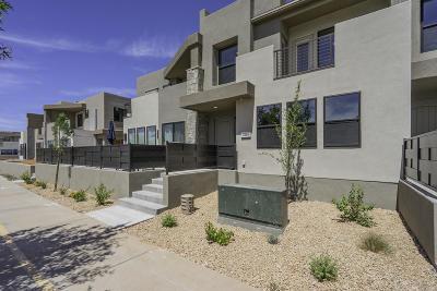 Washington Condo/Townhouse For Sale: 2265 N Coral Canyon Blvd #26