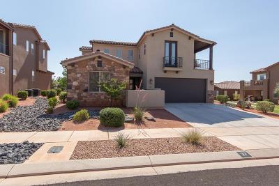 Santa Clara  Single Family Home For Sale: 3800 Paradise Village #37