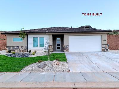 St George Single Family Home For Sale: 5 Day Dream Way