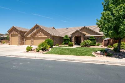 Single Family Home For Sale: 2239 E Slate Ridge Dr.