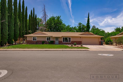 Santa Clara  Single Family Home For Sale: 3125 Crestview Dr