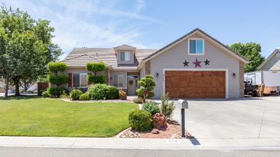 Washington Single Family Home For Sale: 829 Cantera Dr