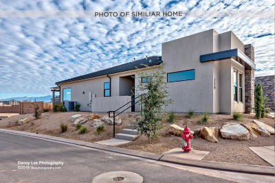 St George UT Single Family Home For Sale: $327,860