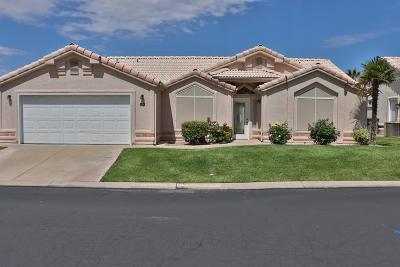 St George UT Single Family Home For Sale: $234,900