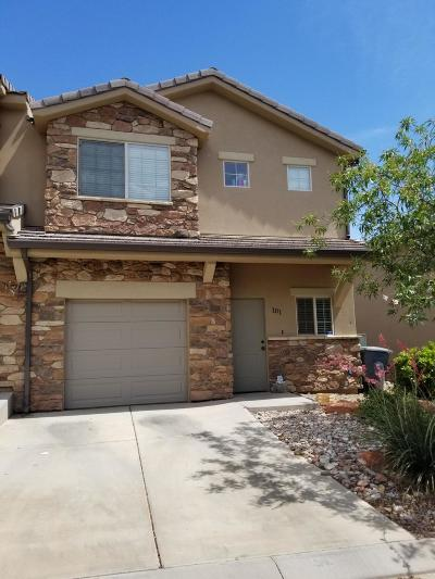 Washington Single Family Home For Sale: 370 W Buena Vista Blvd #101