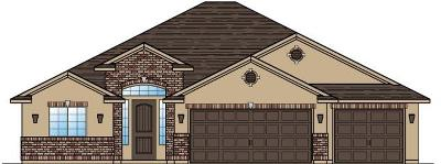 St George  Single Family Home For Sale: Lot 58 3100 S St