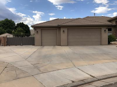 Washington Single Family Home For Sale: 619 E Sonoran