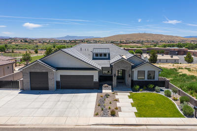 St George Single Family Home For Sale: 792 E 1070 S