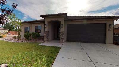 Washington  Single Family Home For Sale: 3244 S 240 W