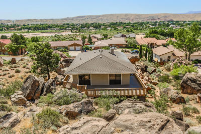 St George Single Family Home For Sale: 724 Escalante Dr