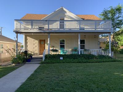 St George  Single Family Home For Sale: 165 W 400 S