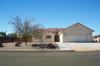 Santa Clara Single Family Home For Sale: 1807 Desert Dawn Dr
