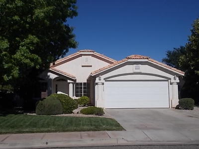 St George Single Family Home For Sale: 1222 N 1610 W Cir