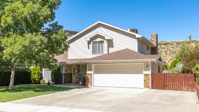 St George  Single Family Home For Sale: 382 S 200 W