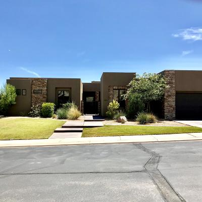 St George Single Family Home For Sale: 2059 Long Sky Dr