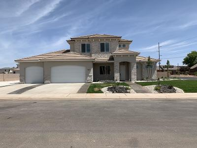 St George Single Family Home For Sale: 3071 Olivewood Ln