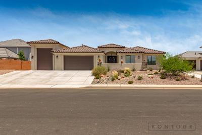 Santa Clara Single Family Home For Sale: 1720 Lava Cove Dr