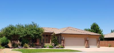 Washington Single Family Home For Sale: 634 W 1660
