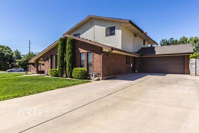 St George Single Family Home For Sale: 826 S 600 E Cir