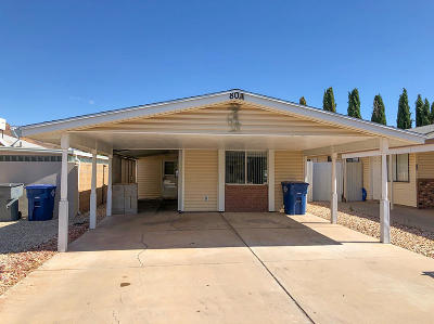 Hurricane UT Single Family Home For Sale: $149,900