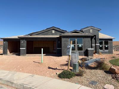 Washington Single Family Home For Sale: 388 W Via Del Cielo
