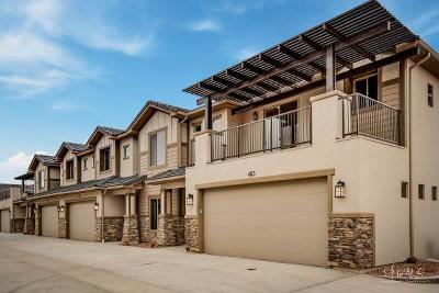 Hurricane Condo/Townhouse For Sale: 362 N 2020 W #88