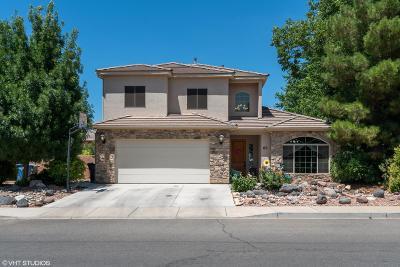 Washington  Single Family Home For Sale: 60 W 200 S