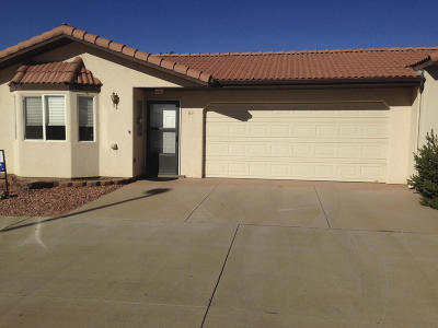 St George UT Condo/Townhouse For Sale: $187,900