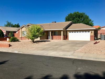 St George Single Family Home For Sale: 591 N 2280 E