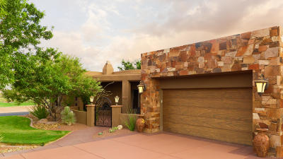 St George Single Family Home For Sale: 5109 Rising Sun Cir