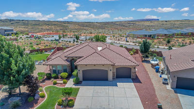 Washington Single Family Home For Sale: 962 N Ocotillo Dr