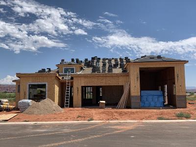 Ivins Single Family Home For Sale: 463 S Desert Shelter Dr