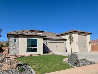 Ivins Single Family Home For Sale: 528 S Morning Retreat Dr