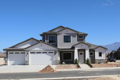 St George Single Family Home For Sale: 2805 E 3530 S