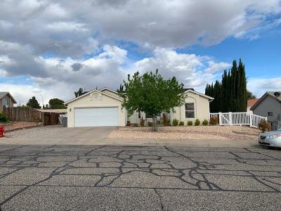 St George Single Family Home For Sale: 78 N 2000 E