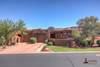 St George Single Family Home For Sale: 2549 W Sinagua Trail #36