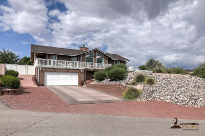 St George Single Family Home For Sale: 2910 Box Elder Cir