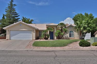 St George Single Family Home For Sale: 2277 E 350 N
