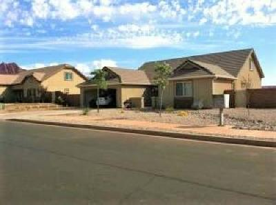 Ivins  Single Family Home For Sale: 331 S 100 W